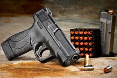 Smith & Wesson M&P Shield | Compact Handgun #SurvivalLife www.SurvivalLife.com
