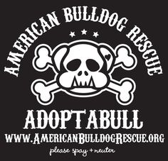 American Bulldog Protected Decal – Shop American Bulldog Rescue