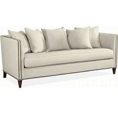 Thomasville Furniture - Upholstery/ Leather Mackenzie Sofa - 1730 11