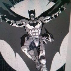 Batman by Mirco Pierfederici