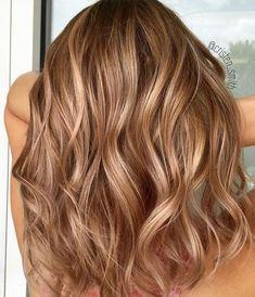 Honey Brown Hair, Brown Hair With Highlights, Hair Color Highlights, Light Brown Hair, Light Hair, Brown Hair Colors, Caramel Hair Highlights, Chunky Highlights, Ash Brown