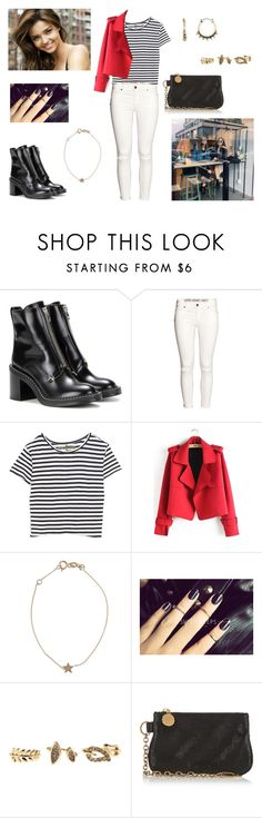 """""""12/12/16"""" by milena-serranista ❤ liked on Polyvore featuring rag & bone, H&M, Enza Costa, Kerr®, Kismet, Charlotte Russe, STELLA McCARTNEY and Aéropostale"""