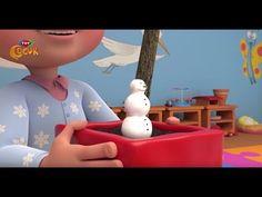 Elif ve Arkadaşları - Kardan Adam - TRT Çocuk Çizgi Film - YouTube Make It Yourself, Youtube, Youtubers, Youtube Movies