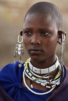 Masai, Tanzania - BelAfrique your personal travel planner - www.BelAfrique.com
