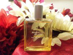 EUC Bath & Body Works SPARKLING PEACH EDT Perfume 1.7 fl.oz. RETIRED & RARE 98% #BathBodyWorks
