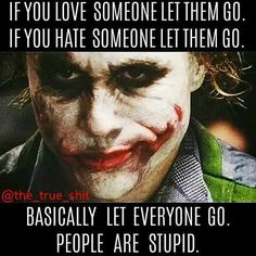 Hahahaha...... yessss Dark Knight Quotes, Dark Quotes, Real Life Quotes, Badass Quotes, Joker Qoutes, Heath Ledger Joker, Meant To Be Quotes, Demonology, Mindset Quotes