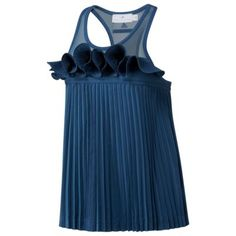 best service bf90d 65a2d Soft, light and satiny, the adidas by Stella McCartney Tennis Tank top  mixes elegant