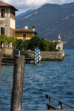 Promenade of Limone sul Garda