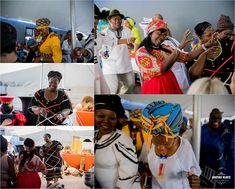 Traditional isiXhosa Wedding in Gugulethu, South Africa