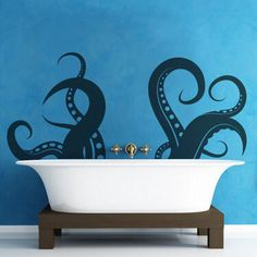 Wall tentacles