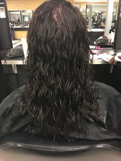Aveda Institute, Perms, Wet Hair, Maine, Long Hair Styles, Beauty, Hair Perms, Cosmetology, Long Hairstyles