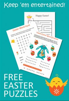 Easter puzzles http www puzzles to print com easter puzzles shtml a