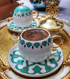 Turkish coffee ♥☕ // Photography by Büşra (@aski_kahve) | Instagram photo     #coffeetime #turkishcoffee
