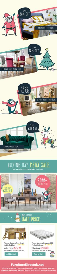Boxing Day Furniture Sale 2018 Starts from December. Big Boxing Day Shopping Deals the UK's most anticipated sale! Get up to + Extra off on Sofas, Dining room Furniture, Living Room, Bedroom Furniture, Dining Sets. Furniture Direct, Furniture Deals, Quality Furniture, Dining Room Furniture, Dining Furniture, Boxing Day, Shopping Deals, Dining Sets, Living Room Bedroom