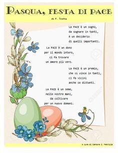 "Poesia ""Pasqua, festa di pace"" di F. Trotta"
