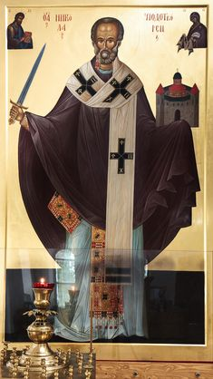 Byzantine Icons, Byzantine Art, Religious Images, Religious Icons, Church Icon, Roman Church, Santa Pictures, Religious Paintings, Architecture Tattoo
