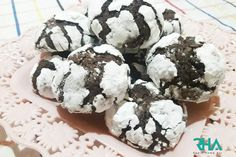Hi everyone, today I'm back with yet another cookie recipe of cookie box series. To tell you about that!!! If you looking for soft fudgy cookie ideas, the best one to try out is definitely chocolate crinkle cookies. It has brownie like texture and rich in chocolatier taste cookie that melt in your mouth... Read more pleace visit my blog..... Cookie Box, Cookie Ideas, Cookie Recipes, Chocolate Crinkle Cookies, Chocolate Crinkles, Melt In Your Mouth, Easy Meals, Texture, Breakfast