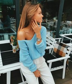 Look Fashion, Urban Fashion, Fashion Outfits, Womens Fashion, Spring Summer Fashion, Autumn Winter Fashion, Spring Outfits, Casual Outfits, Cute Outfits