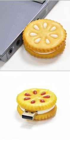 USB cracker sammich