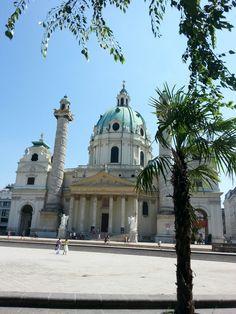 Wien 4 - Karlskirche