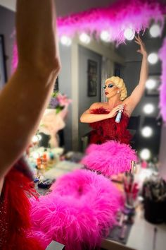 Alyssa Edwards on Her Favorite Sweat-Proof Beauty Products