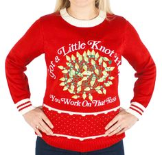 Christmas Vacation Sweaters.Christmas Vacation