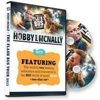DVD: Flash Bus Tour 2011 - Two Disc Set, By Joe McNally & David Hobby