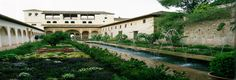 Generalife in Granada #Spain.