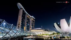 Marina Bay Sands, Opera House, Bridge, Museum, Travel, Image, Photos, Viajes, Opera