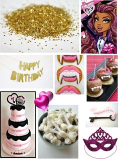 """""""Monster High Party Inspiration"""" by luvless5290 on Polyvore"""