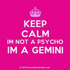 gemini sayings - Google Search