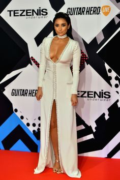Shay Mitchell Photos - MTV EMA's 2015 - Red Carpet Arrivals - Zimbio