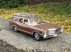 67 Ford Country Squire Station Wagon