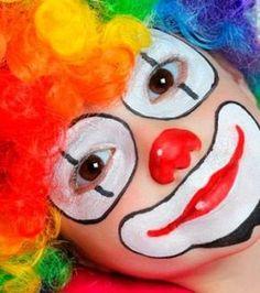 maquillaje infantil carnaval