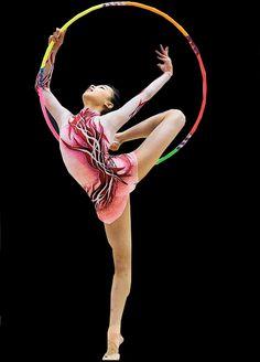 2012 Rhythmic Gymnastics  saydidyousee.com  #rhythmic #gymnastics