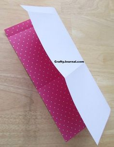 8 Pocket Folder from One Sheet of Paper Folder Diy, Pocket Page Scrapbooking, Paper Pocket, Card Making Templates, Handmade Books, Book Binding, Altered Books, Travelers Notebook, Junk Journal