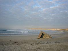 La Torche Plomeur,  blockhaus face à la mer | Finistère Bretagne