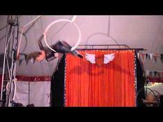 Aerial Hoop - YouTube