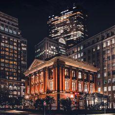 "2,210 Likes, 14 Comments - Boston.com (@boston) on Instagram: ""Sleep tight #Boston! Regram via @gino_azzurri #bostondotcom #ignewengland #igersboston…"""