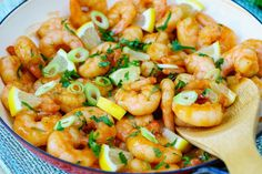 Eat Clean with this Sticky Honey Garlic Shrimp (Ready in Minutes!)