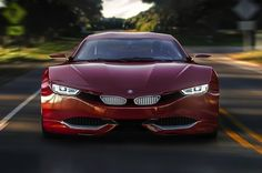 Come May 24th, we should get a handsome look at the newly-born partnership between BMW and Pininfarina, via the Gran Lusso Coupe concept. Description from vermis24.rssing.com.