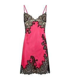 Marjolaine Lace Chemise available to buy at Harrods. Shop women's designer lingerie & earn reward points. Luxury shopping with Free Returns on UK orders.