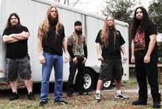 Obituary - Death Metal band from Tampa Florida