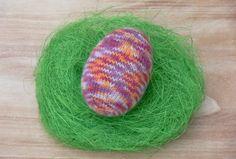 Knitted Easter Egg Tutorial 3