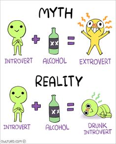 Booze Won't Make You an Extrovert - http://www.funnyclone.com/booze-wont-make-you-an-extrovert/