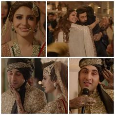 Get the real feeling of ek tarfa pyaar with Ranbir and Anushka in ADHM's Channa Mereya!