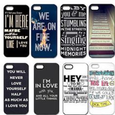 ONE DIRECTION PHONE CASES