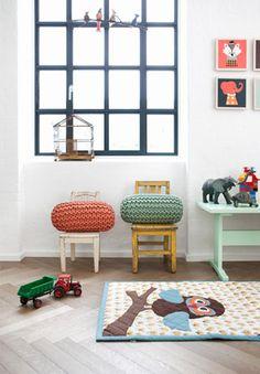pictures from Kidsen - Stylish yet practical Scandinavian design for kids