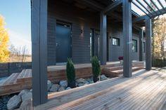 Outdoor Balcony, Outdoor Spaces, Outdoor Living, Outdoor Decor, Terrace Garden, Sweet Home, Deck, Yard, Cottage