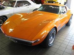 1971 Chevrolet Corvette For Sale | ClassicCars.com